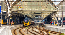 Rail infrastructure services